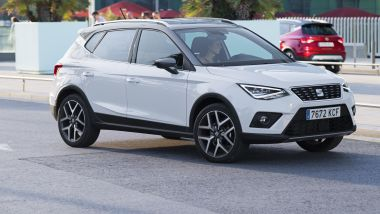 Listino prezzi Seat Arona