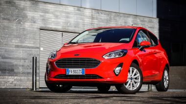 Listino prezzi Ford Fiesta