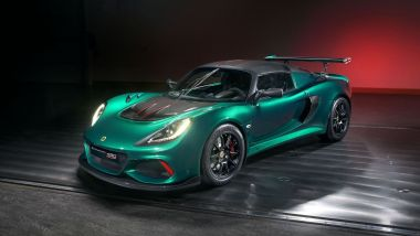 Listino prezzi Lotus Exige Coupé
