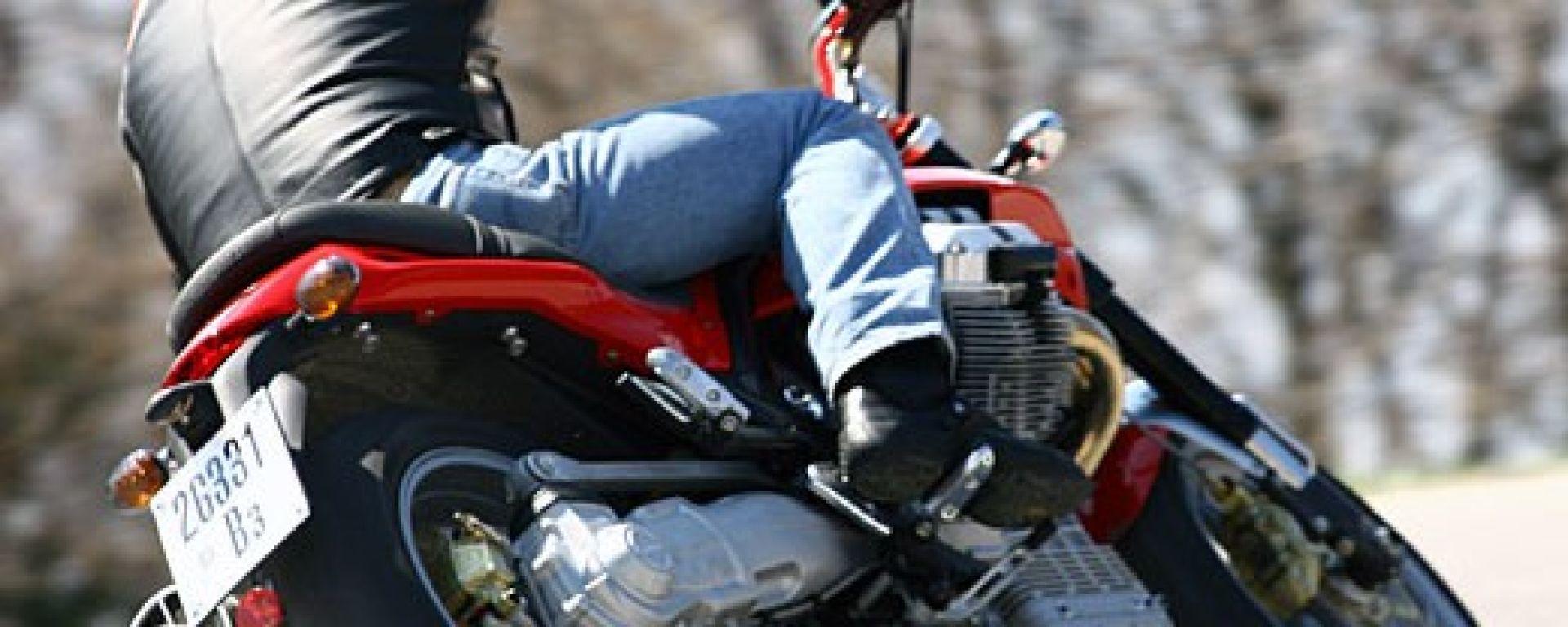 Moto Guzzi Breva & Griso 850