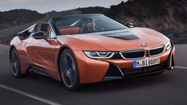 Listino prezzi BMW i8 Roadster