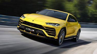 Listino prezzi Lamborghini Urus