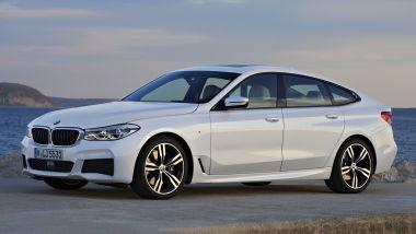 Listino prezzi BMW Serie 6 Gran Turismo