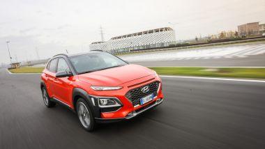 Listino prezzi Hyundai Kona