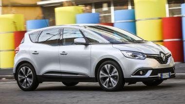 Listino prezzi Renault Scénic