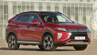Listino prezzi Mitsubishi Eclipse Cross