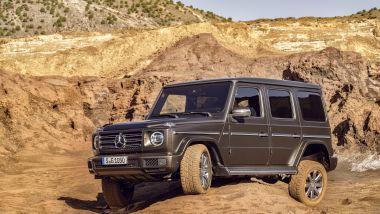 Listino prezzi Mercedes-Benz Classe G
