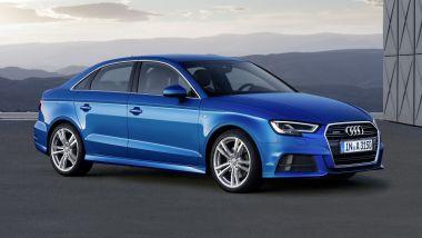 Listino prezzi Audi A3 Sedan