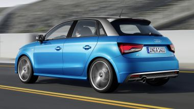 Listino prezzi Audi A1 Sportback