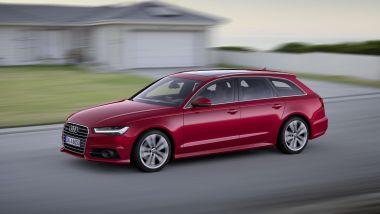 Listino prezzi Audi A6 Avant