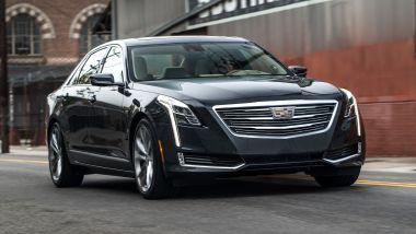 Listino prezzi Cadillac CT6