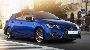 Listino prezzi Lexus CT