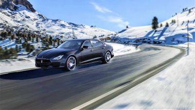 Listino prezzi Maserati Quattroporte