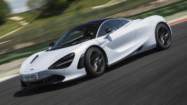 Listino prezzi McLaren 720S