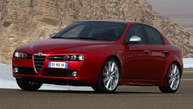 Listino prezzi Alfa Romeo 159