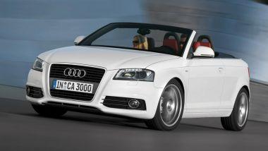Listino prezzi Audi A3 Cabriolet