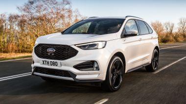 Listino prezzi Ford Edge