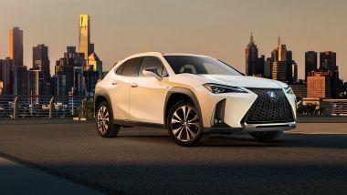 Listino prezzi Lexus UX