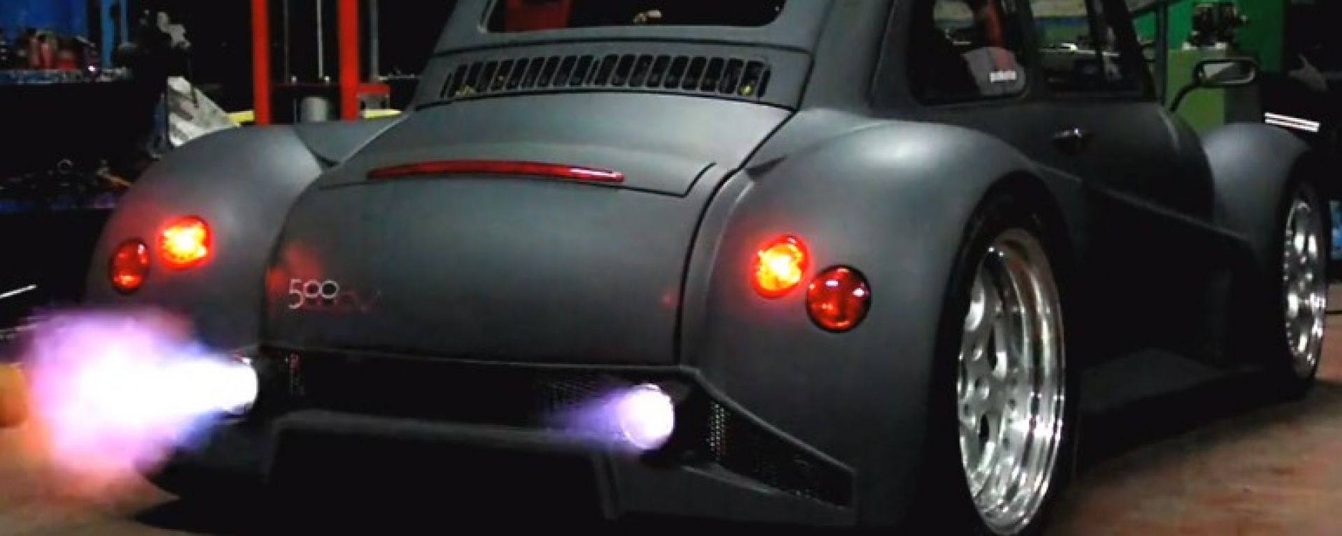 500 Lamborghini by Oemmedi