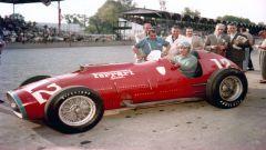 500 miglia di Indianapolis 1952, Alberto Ascari (Ferrari)