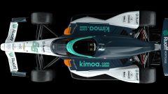 500 Miglia di Indianapolis 2020, la livrea di Fernando Alonso (Arrow McLaren SP)