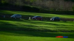500L Trekking vs C4 Picasso vs Golf Sportsvan: come vanno - Immagine: 7