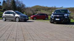 500L Trekking vs C4 Picasso vs Golf Sportsvan: il video - Immagine: 3
