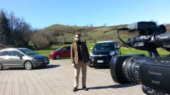 500L Trekking vs C4 Picasso vs Golf Sportsvan: il video - Immagine: 4