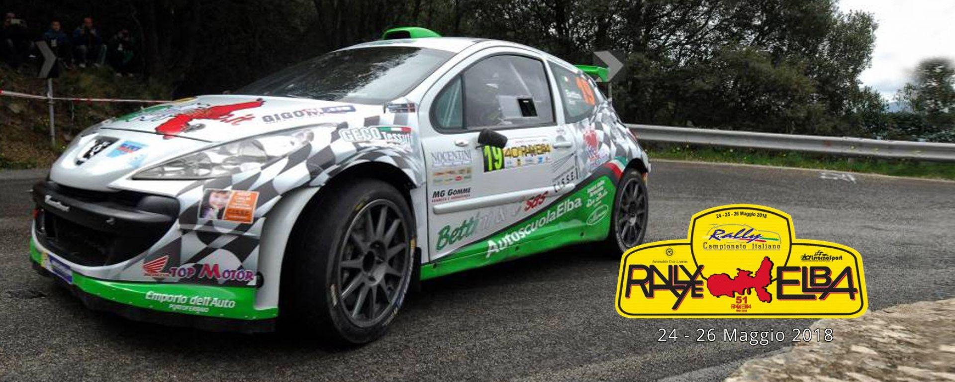 51° Rally Elba - info e risultati