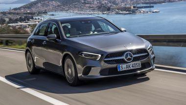 Listino prezzi Mercedes-Benz Classe A