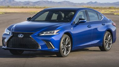 Listino prezzi Lexus ES