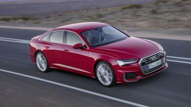 Listino prezzi Audi A6