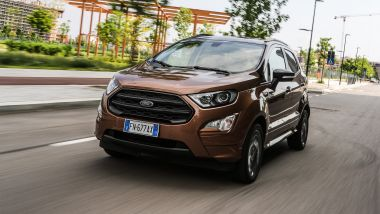Listino prezzi Ford EcoSport