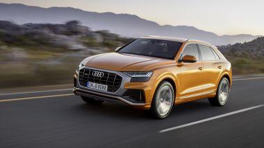 Listino prezzi Audi Q8