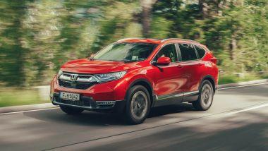 Listino prezzi Honda CR-V