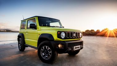 Listino prezzi Suzuki Jimny