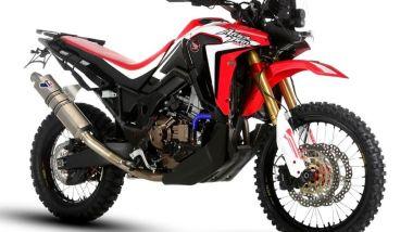 Listino prezzi Honda Rally