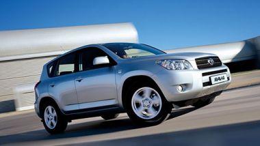 Listino prezzi Toyota RAV4