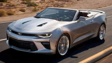Listino prezzi Chevrolet Camaro Coupé