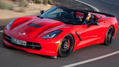 Listino prezzi Chevrolet Corvette Coupé