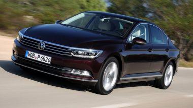 Listino prezzi Volkswagen Passat berlina