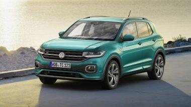 Listino prezzi Volkswagen T-Cross