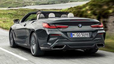 Listino prezzi BMW Serie 8 Cabrio