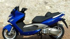 Kymco Xciting 500 - Immagine: 11