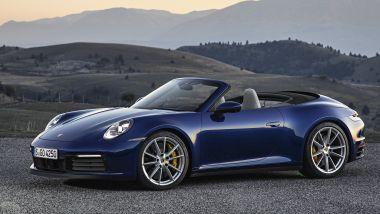 Listino prezzi Porsche 911 Cabrio
