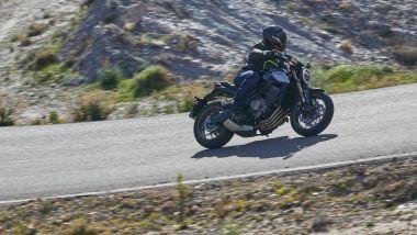 Listino prezzi Honda CB650R