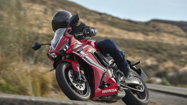 Listino prezzi Honda CBR650R