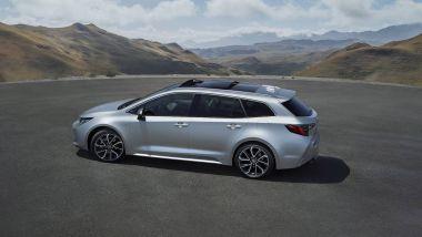 Listino prezzi Toyota Corolla Touring Sports