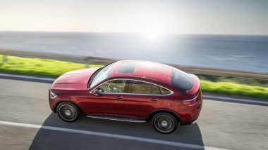 Listino prezzi Mercedes-Benz GLC Coupé
