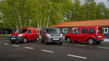 Listino prezzi Nissan NV250 Combi